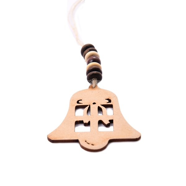 Christmas Bell Shape Tree Decoration