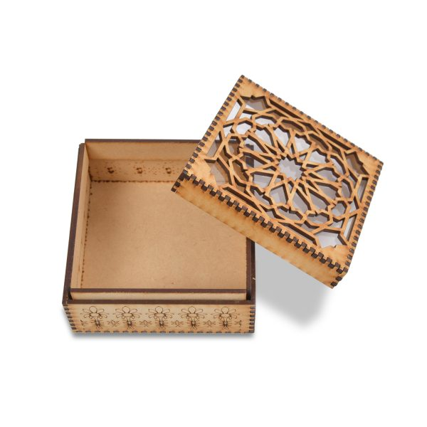 Durable Wooden Box