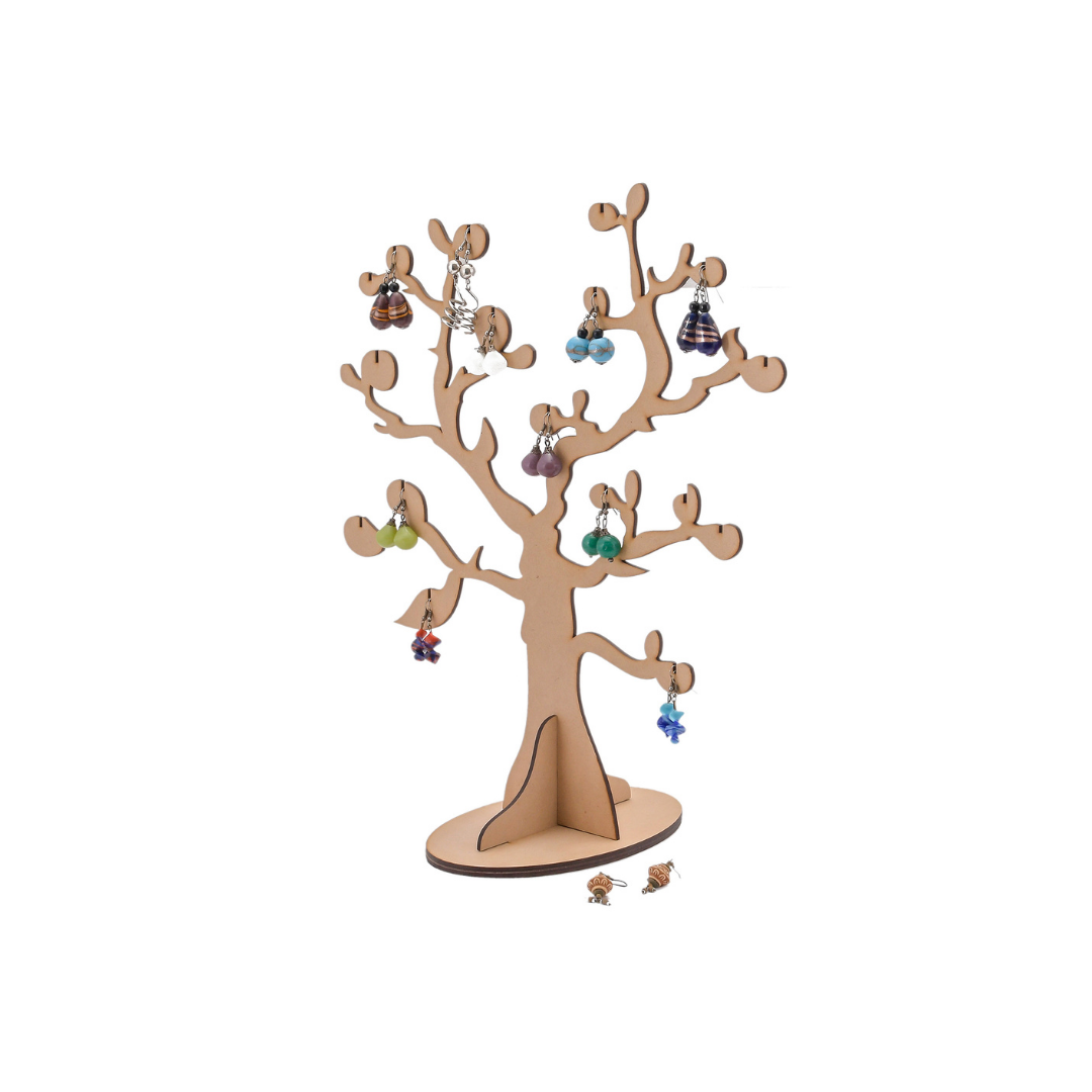 Tree Shaped Jewellery Stand